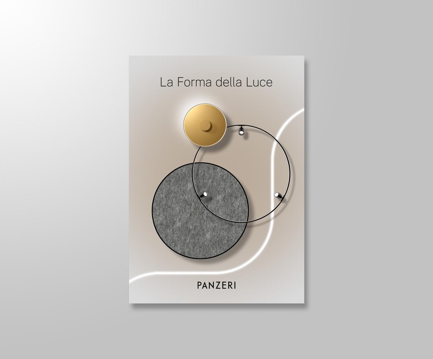 PANZERI - La Forma della Luce
