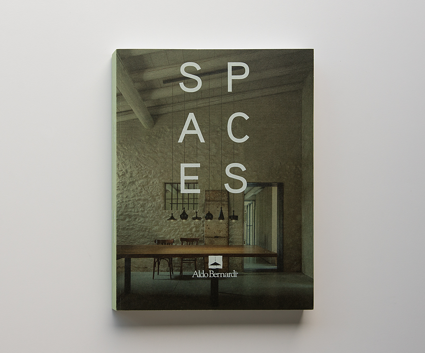ALDO BERNARDI - Spaces