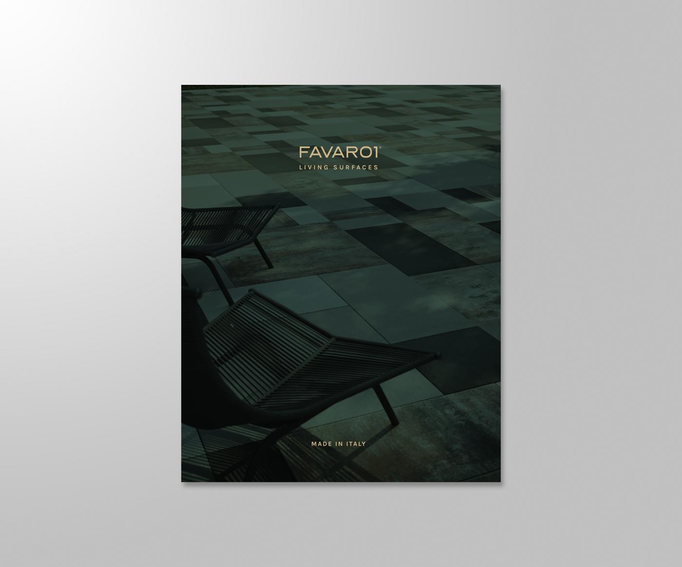 FAVARO1 - Living surfaces