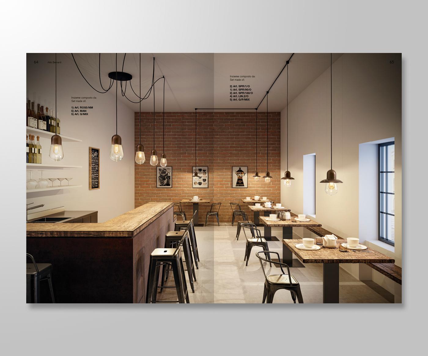 ALDO BERNARDI - Spaces