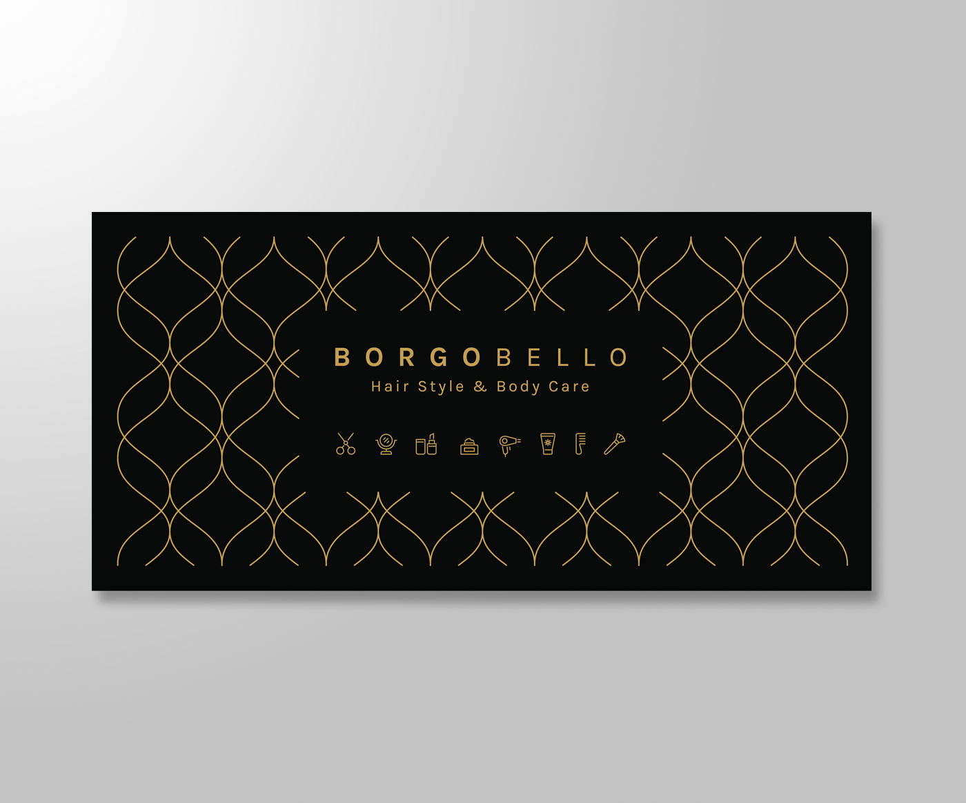 BORGOBELLO - Corporate design