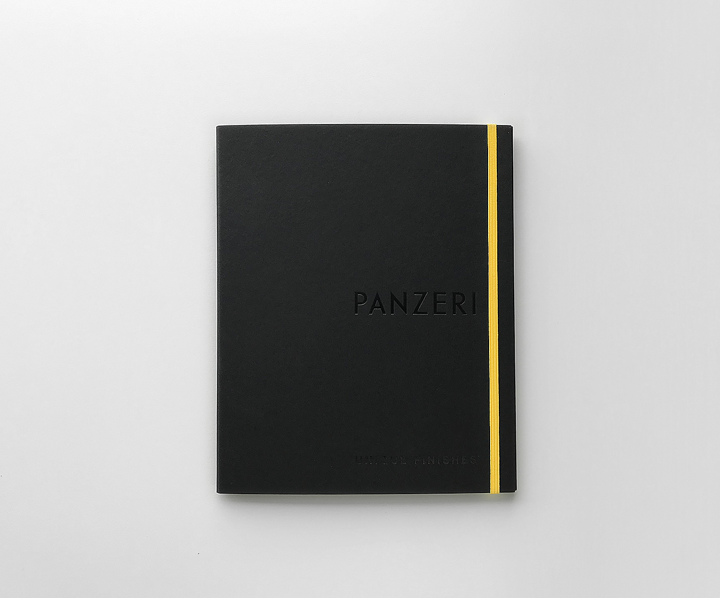 PANZERI - Unique Finishes