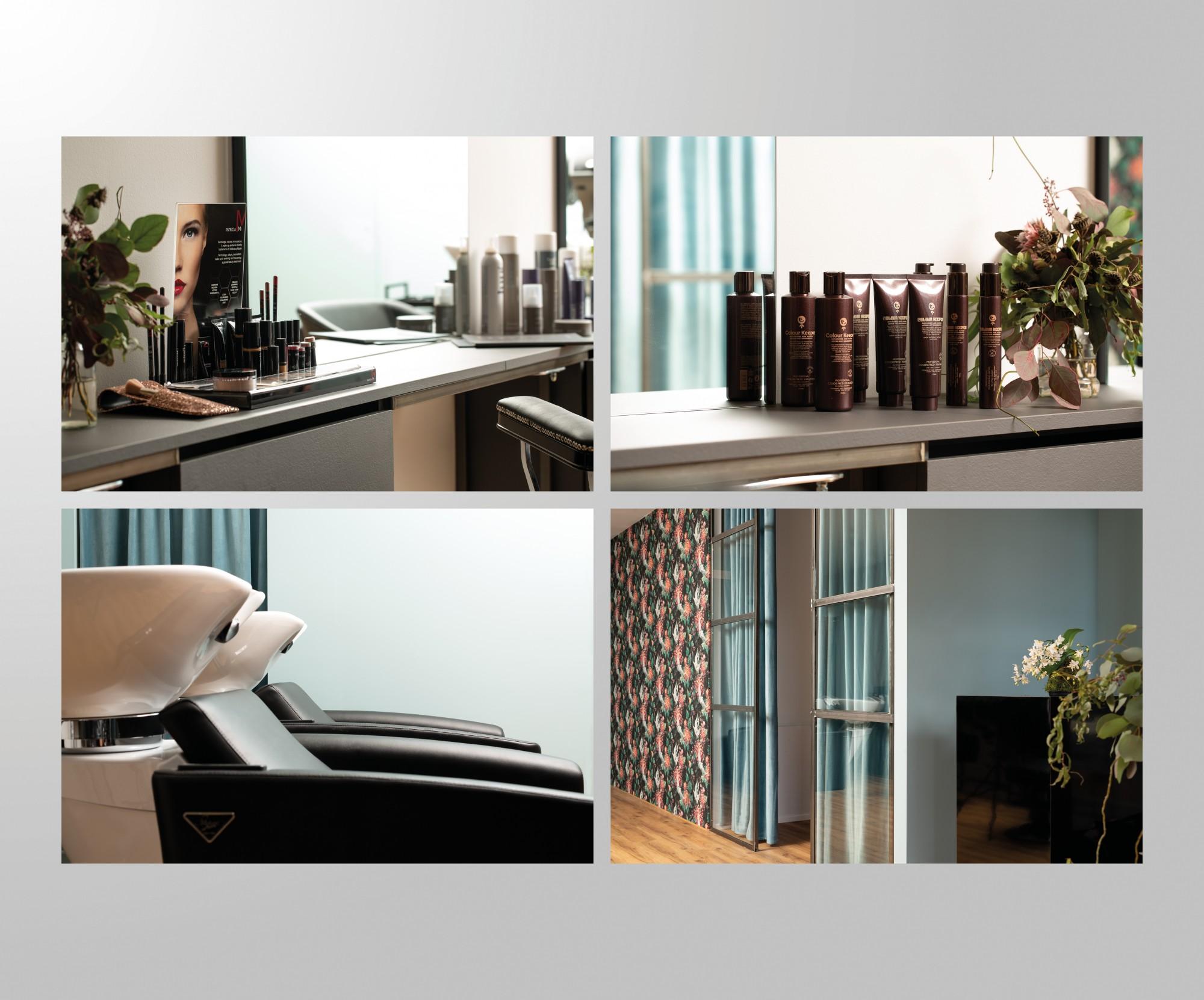 STEFANIA GALLO HEAD STYLIST - Corporate design